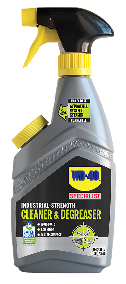 WD-40® Specialist® Industrial-Strength Cleaner & Degreaser