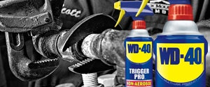 Can of WD-40 Trigger Pro