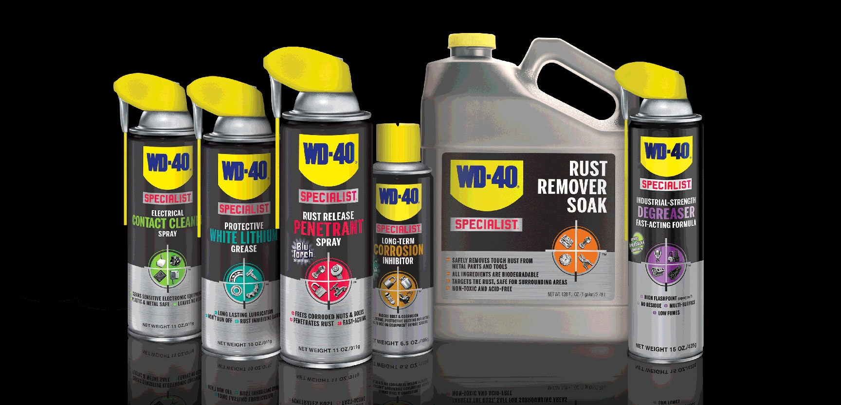 Line of WD-40 Specialist Products