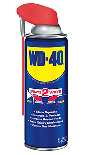 Fun WD-40 Facts - Read WD-40 Myths, Legends and More!