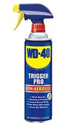 Can of WD-40 Trigger Pro 20 oz.