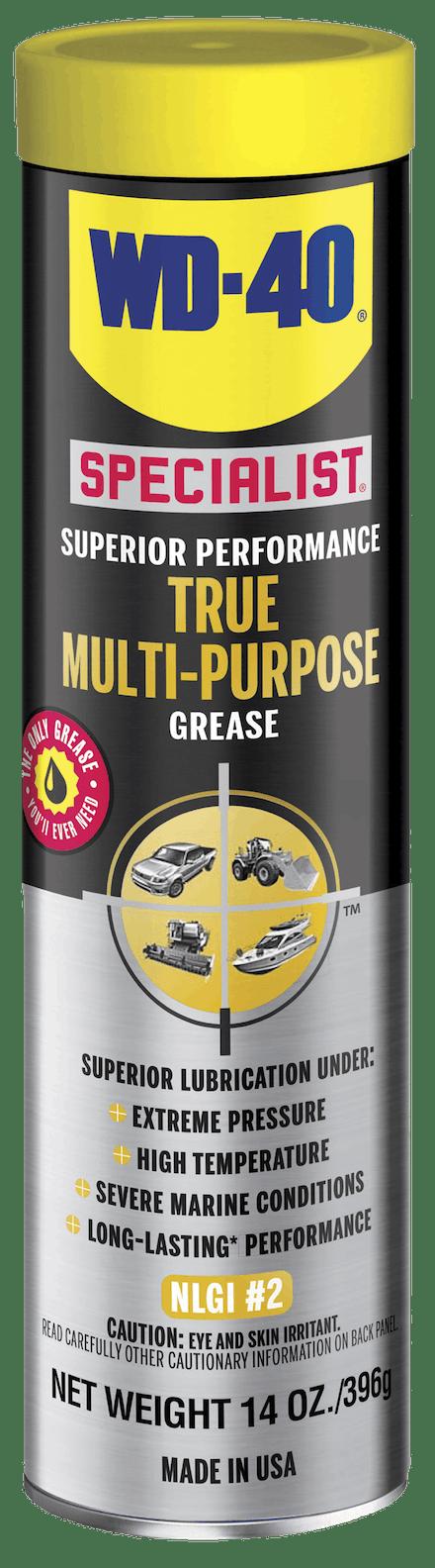 WD-40® Specialist® True Multi-Purpose Grease 14 oz  | WD-40