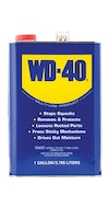 Can of WD-40 Multi Use One Gallon