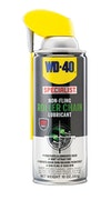 Can of WD-40 Specialist Non-Fling Roller Chain Lubricant