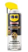 Can of WD-40 Specialist Spray & Stay Gel Lubricant