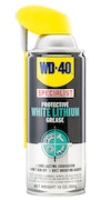 Can of WD-40 Protective White Lithium Grease