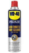 WD-40 Specialist® Carb/Throttle Body Cleaner Can