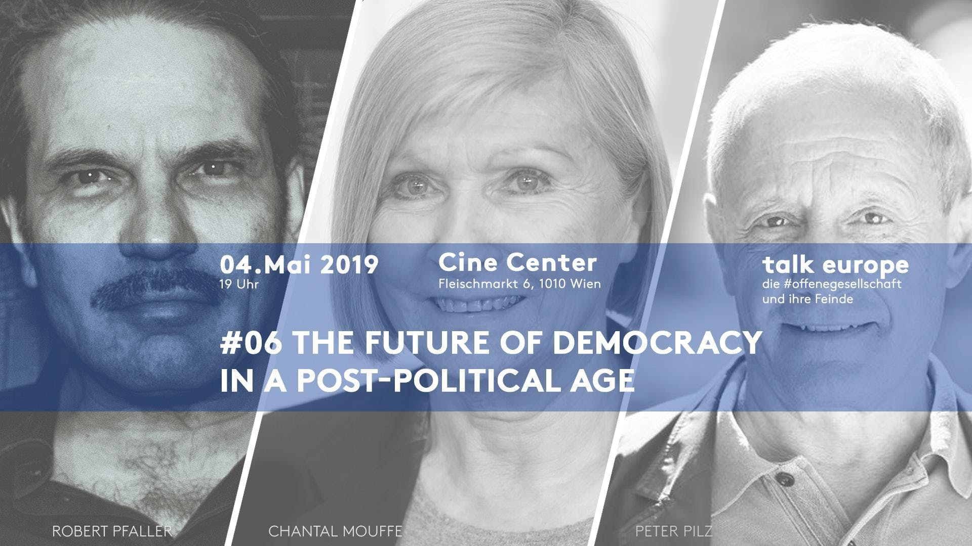 The future of democracy in a post-political age