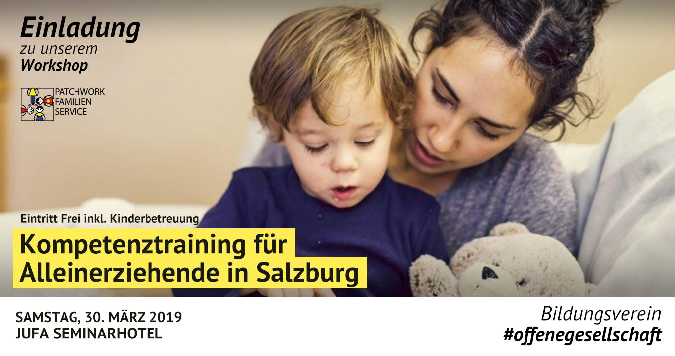 Workshop für Alleinerziehende SZBG