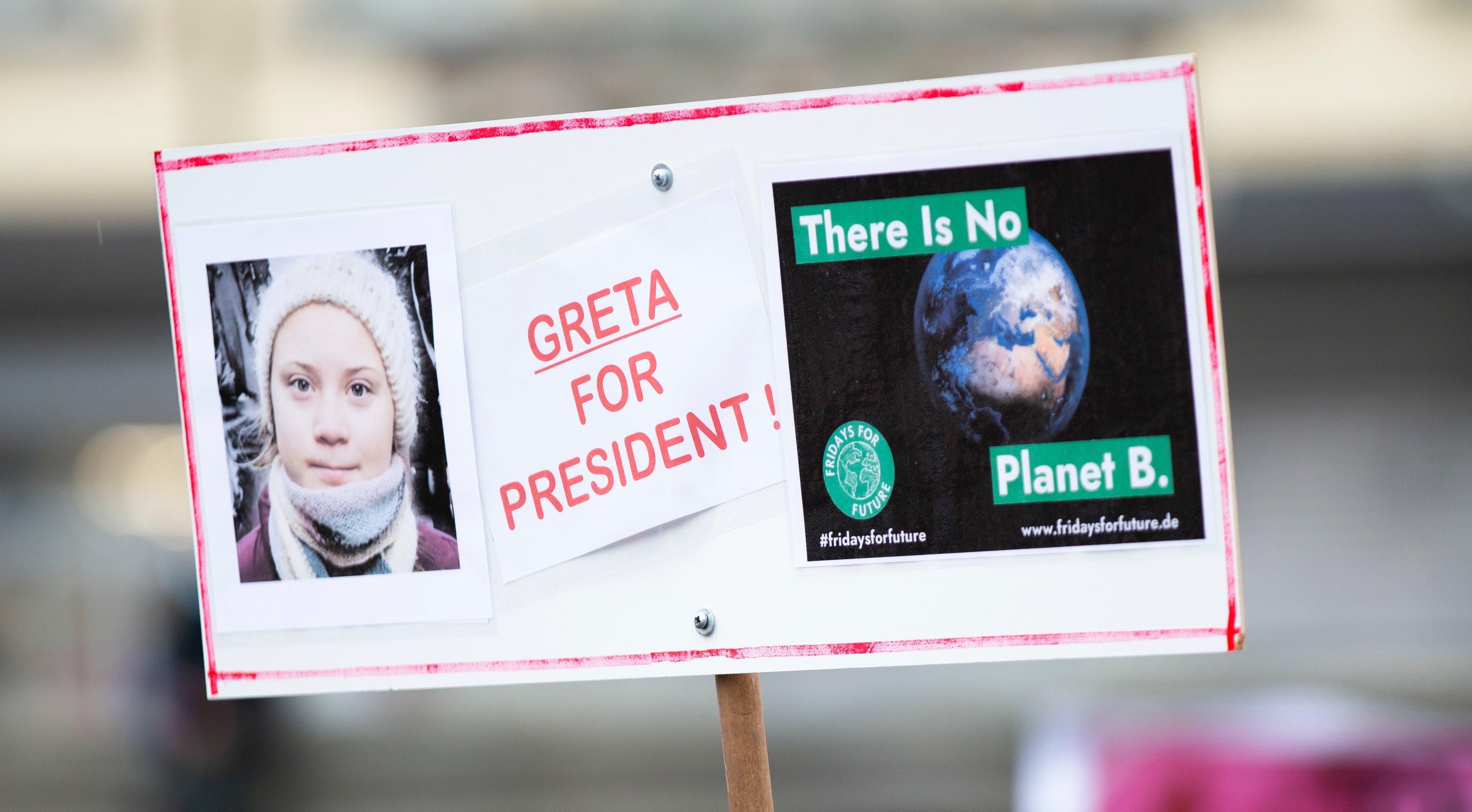Was braucht das Klima?