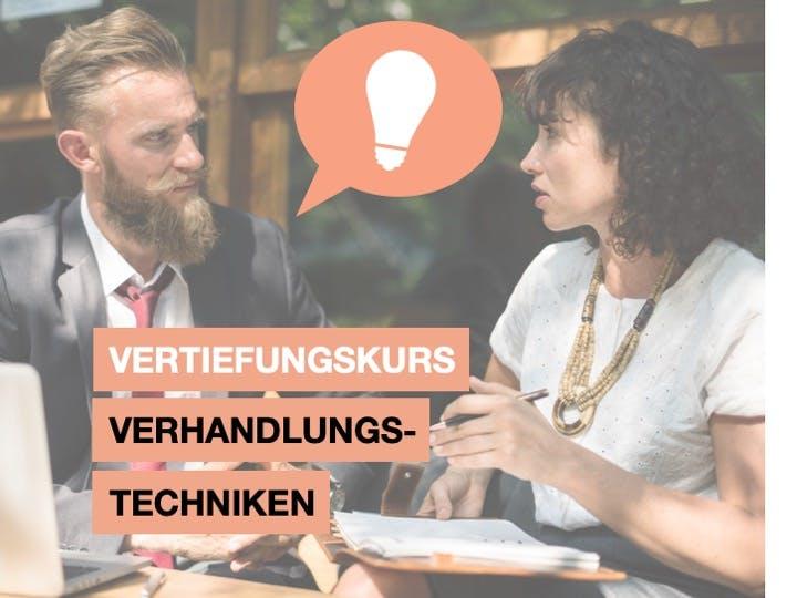 Verhandlungstechniken