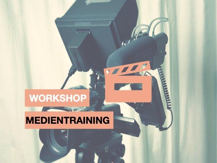 Workshop Arbeit vor der Kamera 29.8.2019