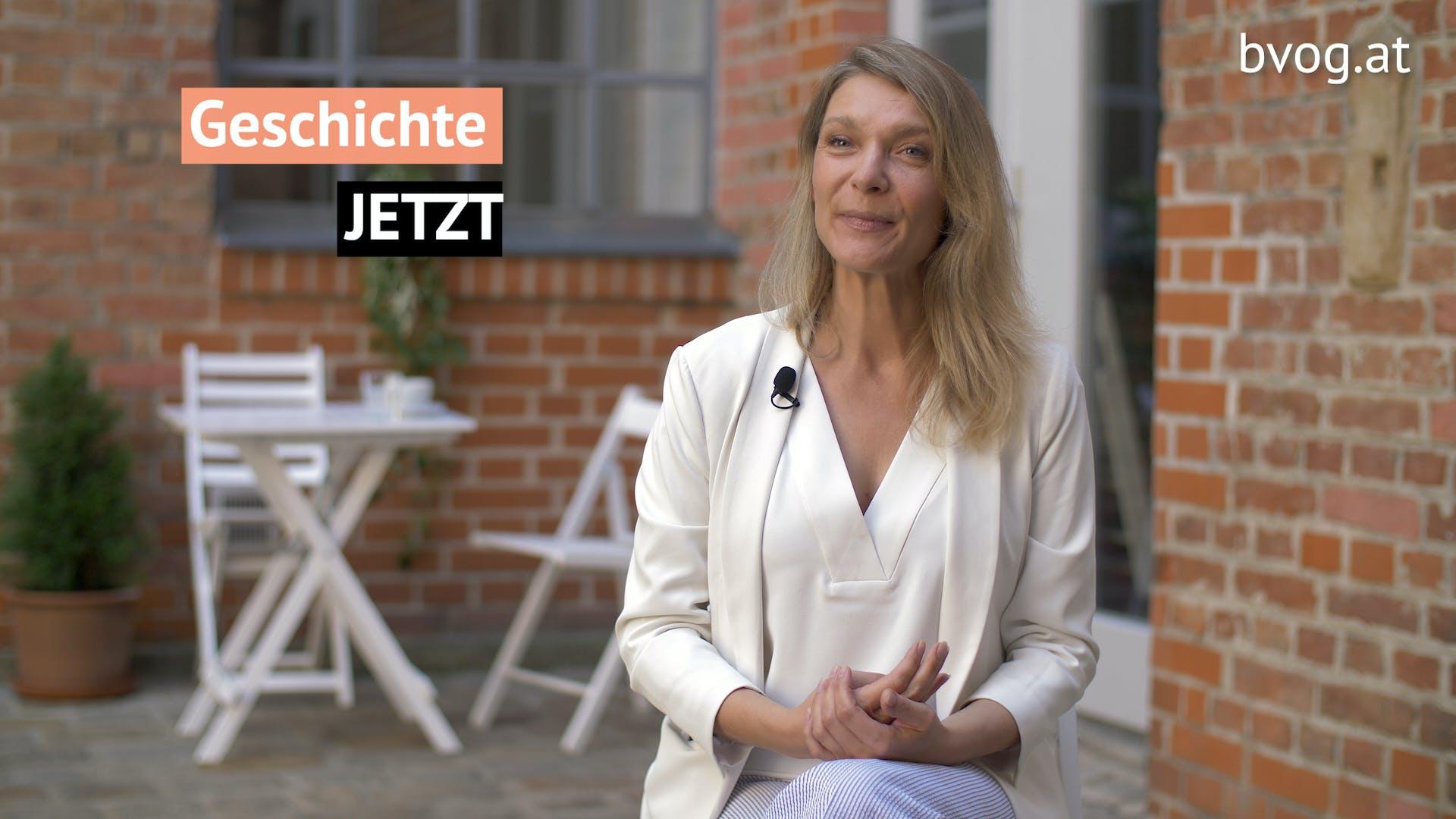 Geschichte JETZT – Maria Stern