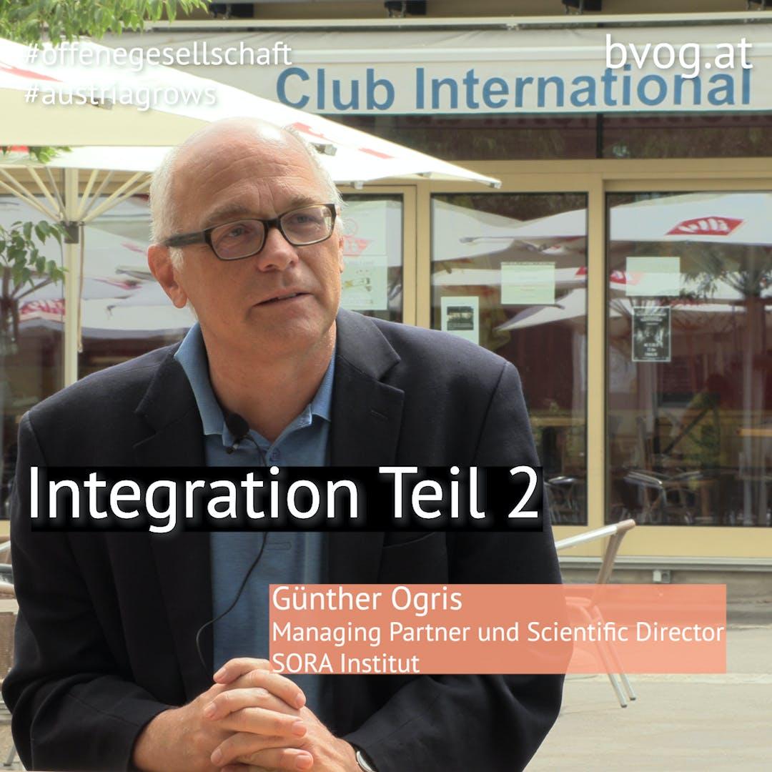 Integrationsstudie - Teil 2: Integrationsindikatoren in Österreich