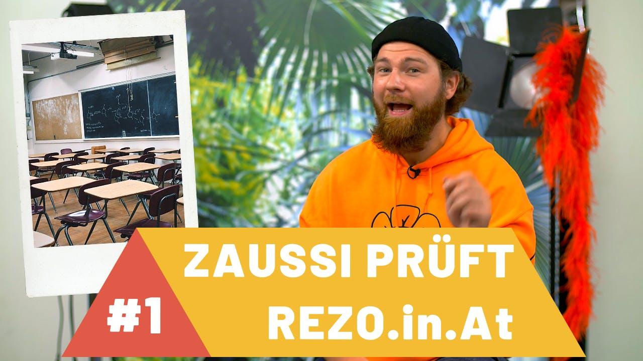 Zaussi prüft Rezo Folge 1: Wirtschaft und Bildung