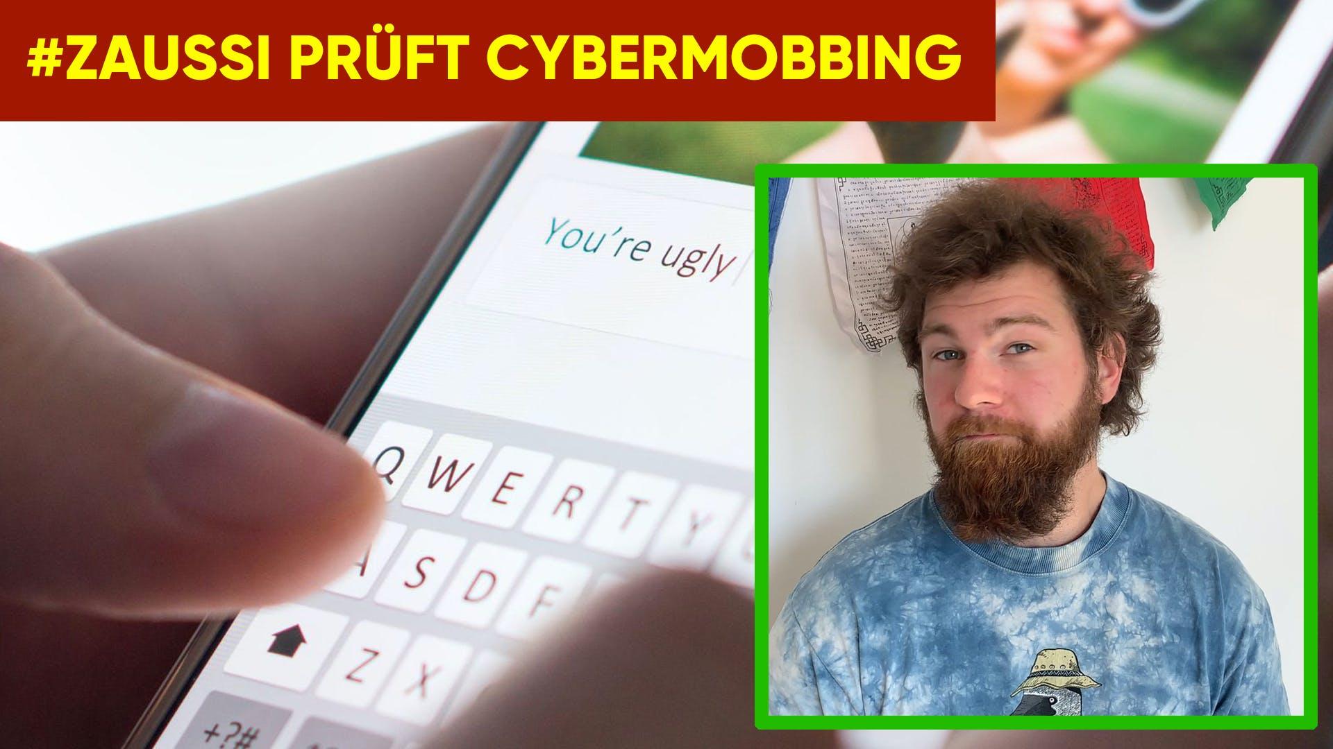 Zaussi prüft Digitalisierung 2: Cybermobbing