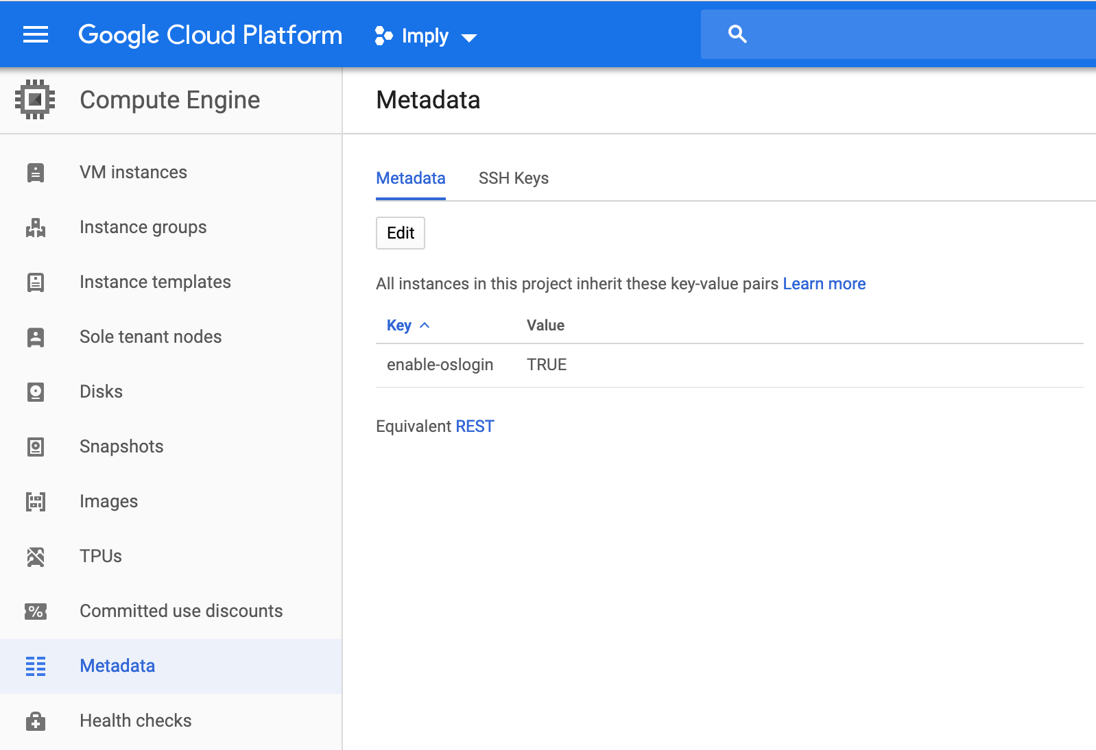 Tutorial: Using Apache Druid and Imply With Google Cloud