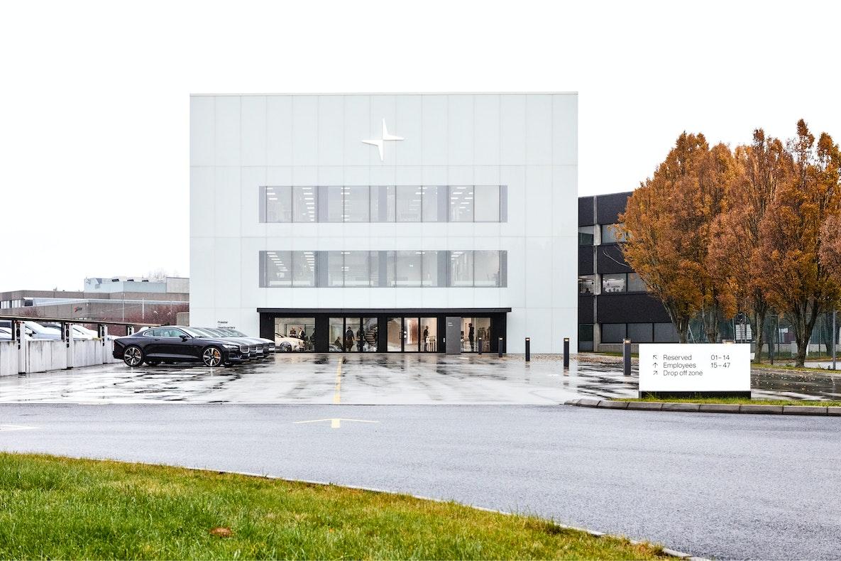 Polestar HQ, Gothenburg