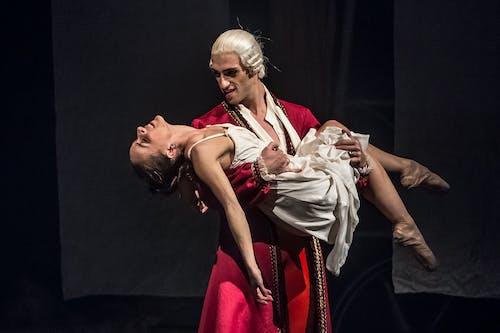 Valmont - Giovanni Rotolo a Andrea Kramešová - Foto Martin Divíšek