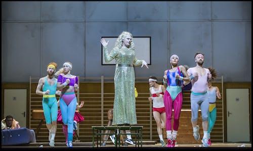 Poprask v opeře