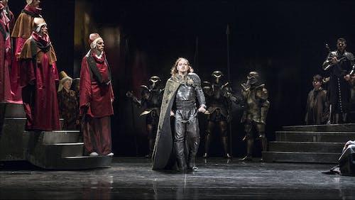 Michal Lehotský jako Dalibor