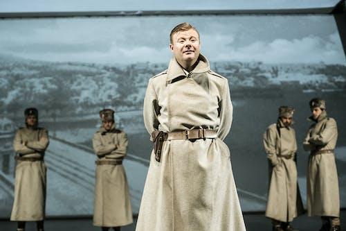 Plukovník Švec, foto: Petr Neubert