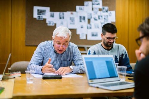 Foto ze čtené zkoušky © Jan Hromádko