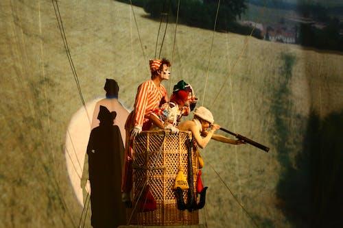 Laterna magika - Kouzelný cirkus (foto Petr Našic)
