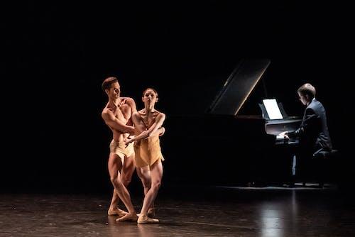 Sametové baletní Gala - Nuda - Patrik Holeěek, Alina Nanu - Foto Sergej Gherciu