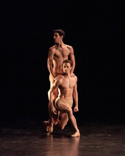 Sametové baletní Gala - Nuda - Patrik Holeěek, Roger Cuadrado - Foto Sergej Gherciu