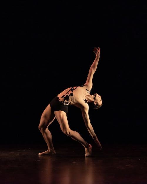 Sametové baletní Gala - Dear Soaring Thoughts - Giovanni Rotolo - Foto Sergej Gherciu