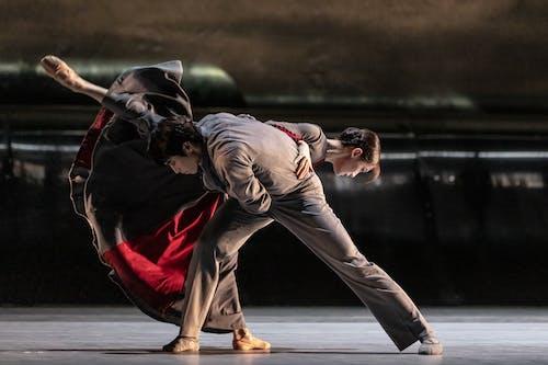 Kylián – Mosty času: Forgotten Land - Korean National Ballet - Foto Pavel Hejný
