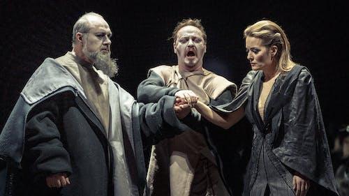 Turandot: Jiří Sulženko, Michal Lehotský, Alžběta Poláčková
