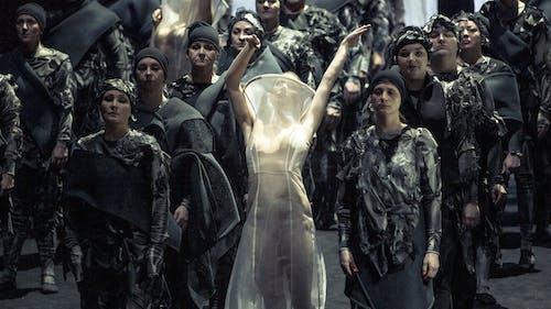 Turandot: Sbor Národního divadla