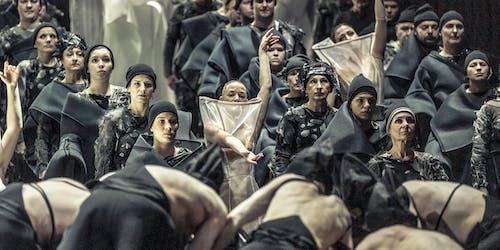 Turandot: Sbor a sbor Baletu ND