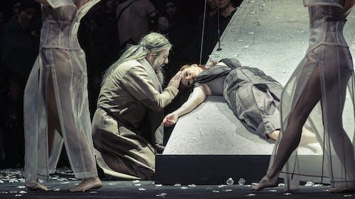 Turandot:  František Zahradníček, Marie Fajtová