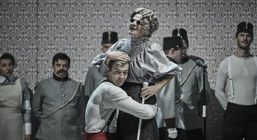 Nerpělivost srdce | Radúz Mácha, Taťjana Medvecká a další Foto: Martin Špelda