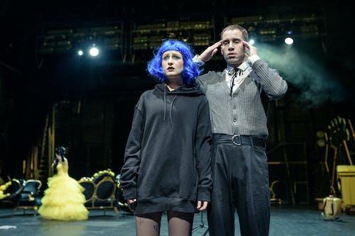 Stát jsem já | Anna Fialová a Petr Vančura - foto: Petr Neubert