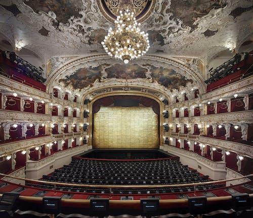 Státní opera - jeviště