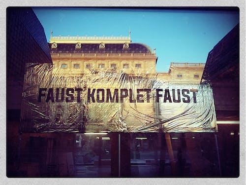 Faust komplet Faust, foto: JQr