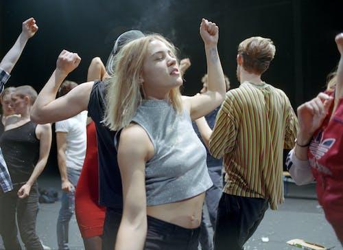 Crowd (Gisèle Vienne), foto: Estelle Hanania