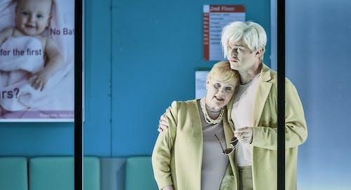 Jsme v pohodě: Lucie Juřičková, Jan Bidlas - foto: Martin Špelda