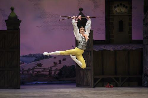 Balet ND - Marná Opatrnost | Adam Zvonař - foto: Serghei Gherciu