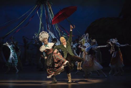 Balet ND - Marná Opatrnost | Alexandre Katsapov, Jakub Rasek - foto: Serghei Gherciu