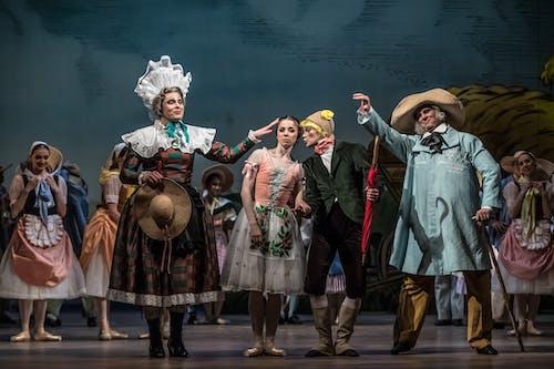 Balet ND - Marná Opatrnost | Alina Nanu, Alexandre Katsapo, Veaceslav Burlac, Tomáš Kopecký - foto: Martin Divíšek