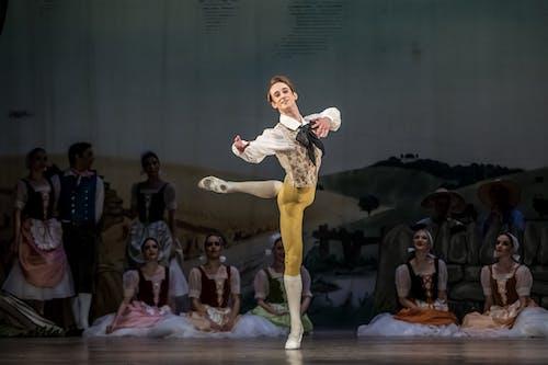 Balet ND - Marná Opatrnost | Matěj Šust - foto: Martin Divíšek