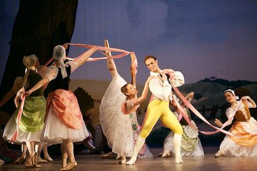Balet ND - Marná Opatrnost | Nikola Marová, Giovanni Rotolo - foto: Dasa Wharton