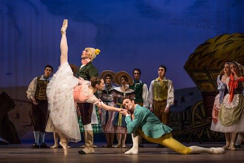 Balet ND - Marná Opatrnost | Nikola Marová, Giovanni Rotolo - foto: Pavel Hejný