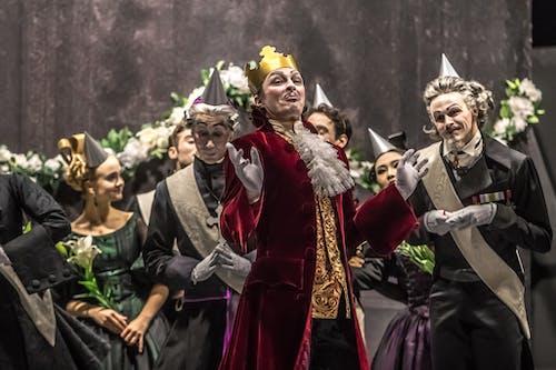 Balet ND - Leonce & Lena | Alexandre Katsapov - foto: Martin Divíšek