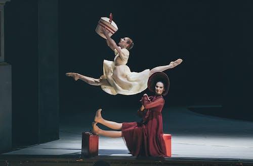 Balet ND - Leonce & Lena | Alina Nanu, Radka Zvonařová - foto: Younsik Kim